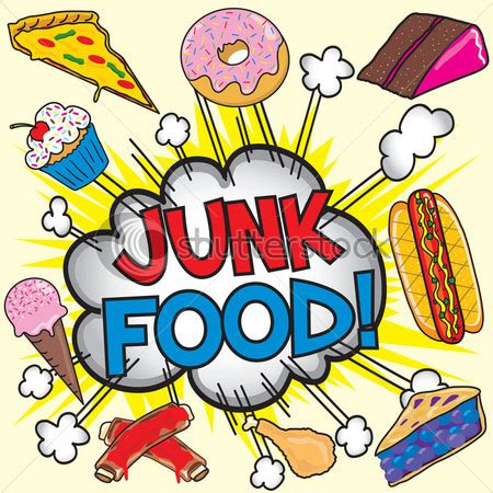 An Essay on Junk Food for Kids, Children and School Students